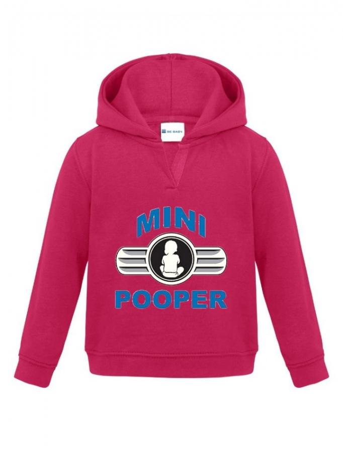 Baby Hoodie Mini Pooper