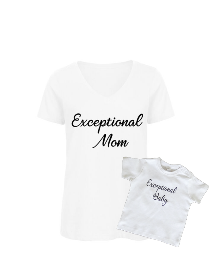 Winactie Exceptional Mom & Baby set