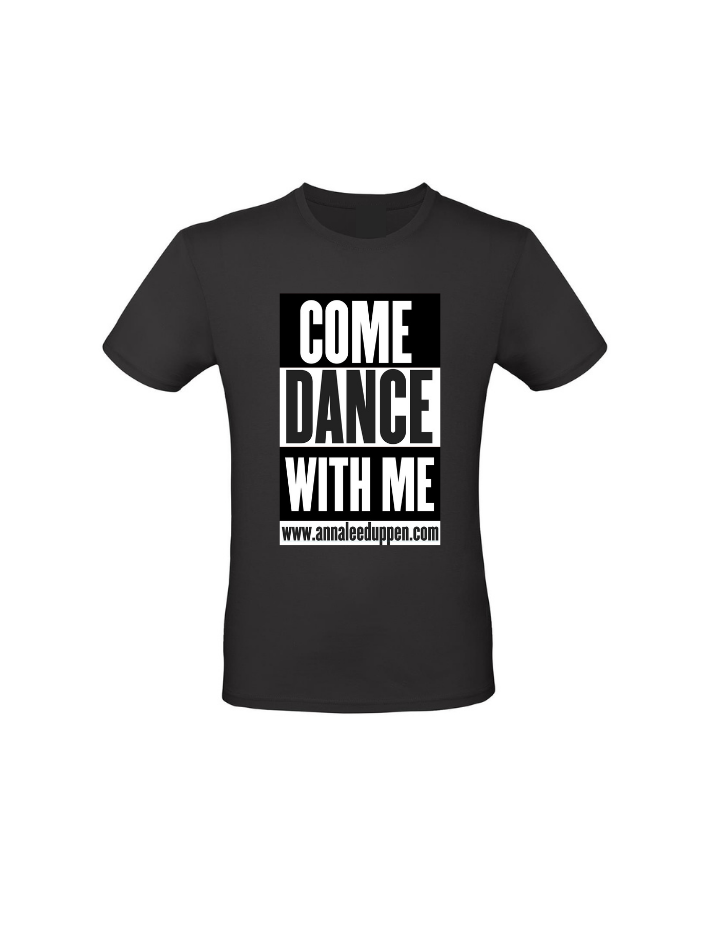 T-shirt Come dance with me Annalee Duppen